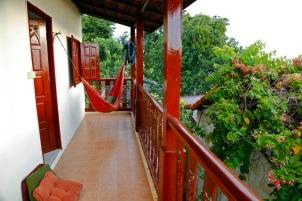 11-th apartment terrace
