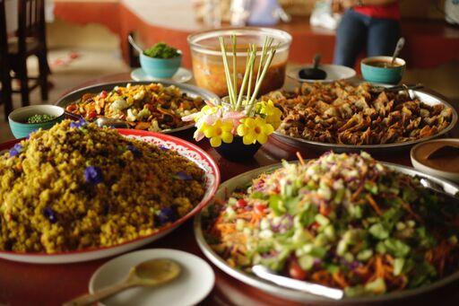 food at serenity